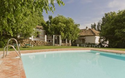 Mal mes de mayo para el turismo rural en Andalucía: descienden las reservas un 58.90%