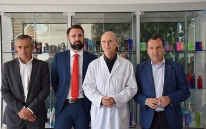 La Junta amplía su apoyo al sector empresarial con 182.000 euros de incentivos a dos nuevos proyectos en Antequera, Málaga