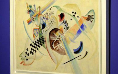 La Colección del Museo  Ruso de San Petersburgo / Málaga ofrecerá  un curso gratuito sobre  Kandinsky los dí as 3, 10, 17 y  24 de mayo