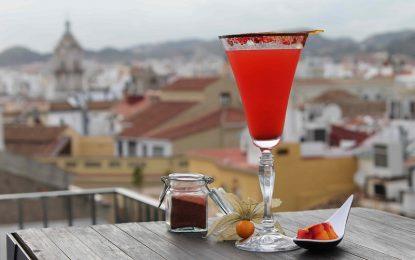 """El Molina Larios inaugura su """"Cocktail Corner"""" en la terraza de la sexta planta con vistas a la Catedral"""