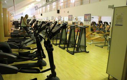 Mañana comienzan los trabajos para renovar la sala y el equipamiento del gimnasio de El Limón de Alhaurín de la Torre, Málaga
