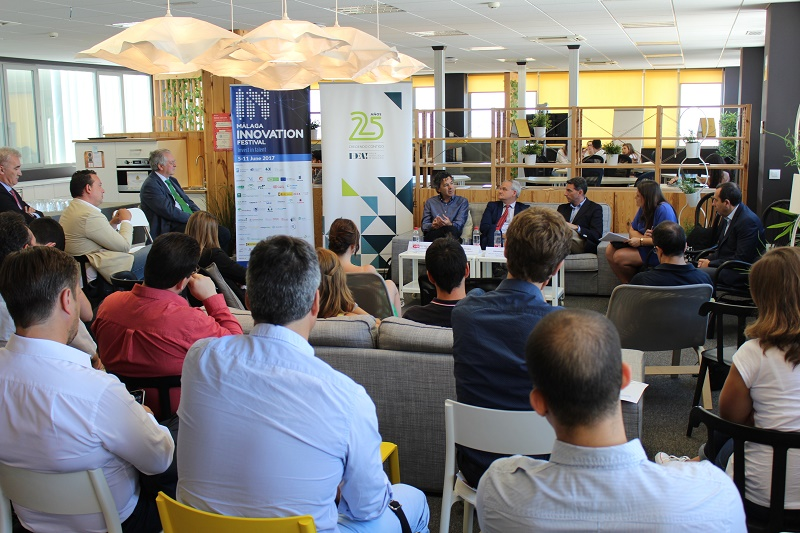 El PTA de Málaga analiza el panorama del emprendimiento global durante el MIF