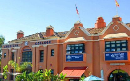 La Costa del Sol y el mercado norteamericano, unidos por la conferencia mundial de Broward College